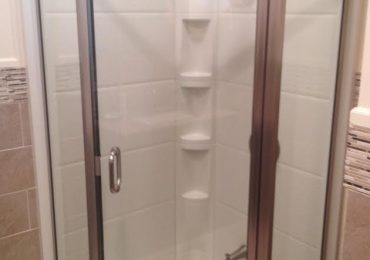 Semi Frameless Shower Door 2