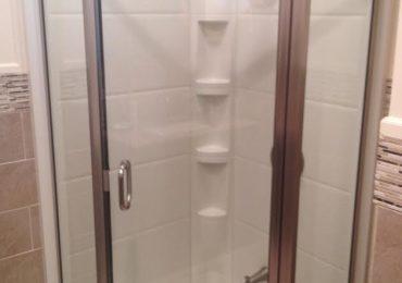 Semi Frameless Shower Door 2